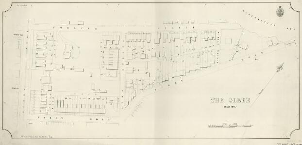 The Glebe, Sheet 17, 1889