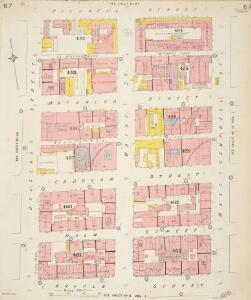 Insurance Plan of Glasgow Vol. III: sheet 67