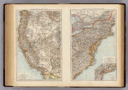 United States W., NE.
