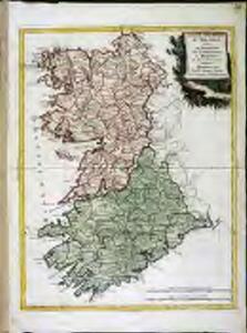 Parte del regno d'Irlanda, cioè le provincie di Connaught, e Munster
