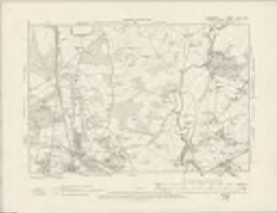 Glamorgan XLIII.NE - OS Six-Inch Map