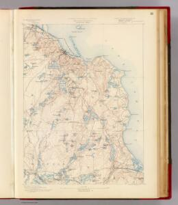 45. Plymouth sheet.