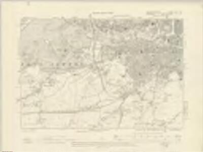 Gloucestershire LXXV.NE - OS Six-Inch Map