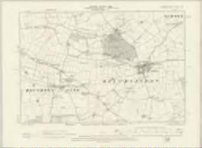 Durham XLVIII.NE - OS Six-Inch Map