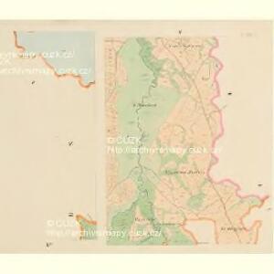 Lomnitz - c4219-1-005 - Kaiserpflichtexemplar der Landkarten des stabilen Katasters