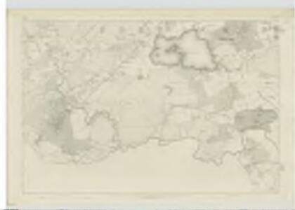 Perthshire, Sheet CXXX - OS 6 Inch map