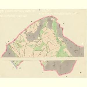 Böhmisch-Czerma (Čzeska-Čerma) - c0946-1-001 - Kaiserpflichtexemplar der Landkarten des stabilen Katasters