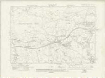 Westmorland XXIX.NE - OS Six-Inch Map