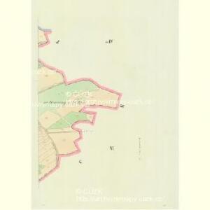 Hortschitz (Horczice) - c2192-1-004 - Kaiserpflichtexemplar der Landkarten des stabilen Katasters