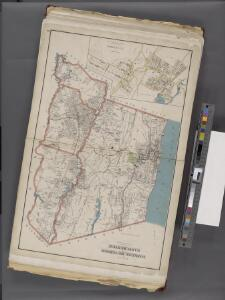 Westchester, Double Page Plate No. 4 [Map of Towns of Yonkers, Mt. Vernon, Eastchester] / prepared under the direction of Joseph R. Bien, from general surveys and official records.