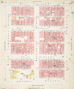 Insurance Plan of Glasgow Vol. III: sheet 55