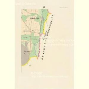 Czachrau (Czachrow) - c0783-1-004 - Kaiserpflichtexemplar der Landkarten des stabilen Katasters