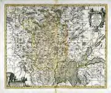 Gouvernement general du duché de Bourgogne, comté de Bresse, pays de Bvge, Valromey, et Gex [et]c