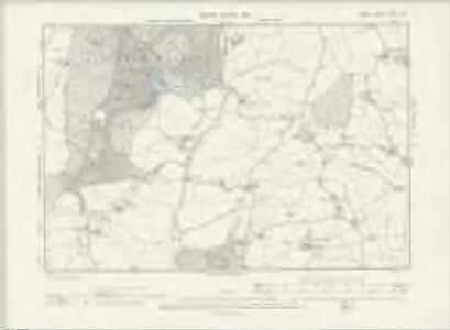 Essex XXXII.NW - OS Six-Inch Map