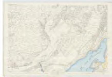 Argyll and Bute, Sheet CCXXXII.11 (Kildalton) - OS 25 Inch map