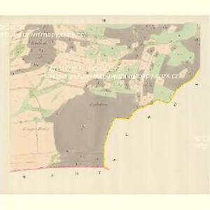 Weikersdorf (Wigyrowice) - m3401-1-006 - Kaiserpflichtexemplar der Landkarten des stabilen Katasters