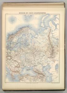 Russie et Pays Scandinaves.