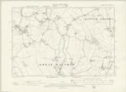 Essex XXXIII.SE - OS Six-Inch Map
