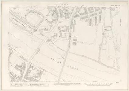 London X.47 - OS London Town Plan