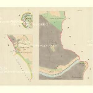 Vöttau - m0099-1-003 - Kaiserpflichtexemplar der Landkarten des stabilen Katasters