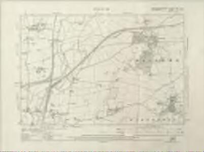 Northamptonshire LVIII.NW - OS Six-Inch Map