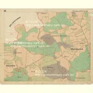 Albrechtsried - c0012-1-003 - Kaiserpflichtexemplar der Landkarten des stabilen Katasters