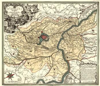 Ducatus Mantuani quam castigatißima delineatio
