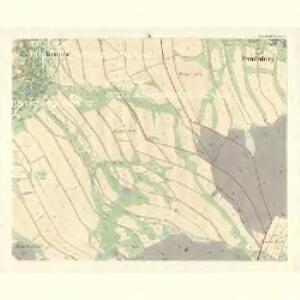 Freudenberg - c8507-2-008 - Kaiserpflichtexemplar der Landkarten des stabilen Katasters