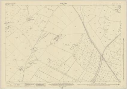 Anglesey XVIII.7 (includes: Llanfihangel Ysgeifiog; Llangefni; Llangristiolus; Penmynydd) - 25 Inch Map
