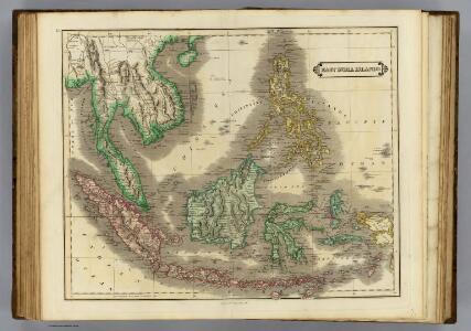 E. India Islands.