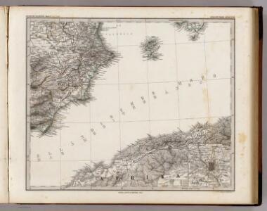 Spanische Halbinsel, Blatt 4.