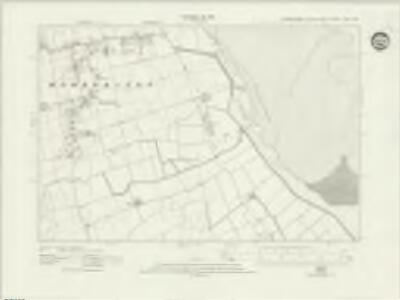 Lincolnshire XXXI.NW - OS Six-Inch Map