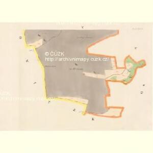 Newosed - c5303-1-004 - Kaiserpflichtexemplar der Landkarten des stabilen Katasters