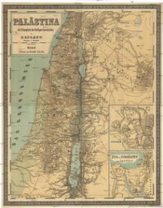 Palästina als Schauplatz der heiligen Geschichte