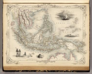 Malay Archipelago, Or East India Islands.