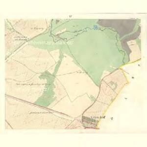 Przaslawitz - m2442-1-005 - Kaiserpflichtexemplar der Landkarten des stabilen Katasters