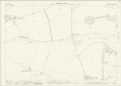 Hampshire and Isle of Wight XXXI.8 (includes: Goodworth Clatford; Longstock; Wherwell) - 25 Inch Map