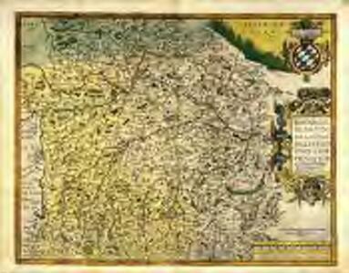 Bavariae, olim Vindeliciae, delineationis compendivm