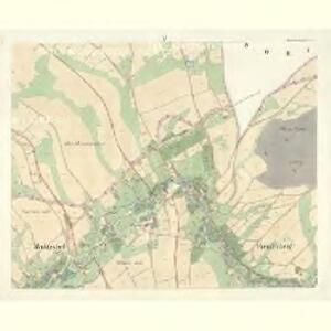 Freudenberg - c8507-2-004 - Kaiserpflichtexemplar der Landkarten des stabilen Katasters