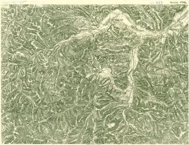 III. vojenské mapování 4764/2