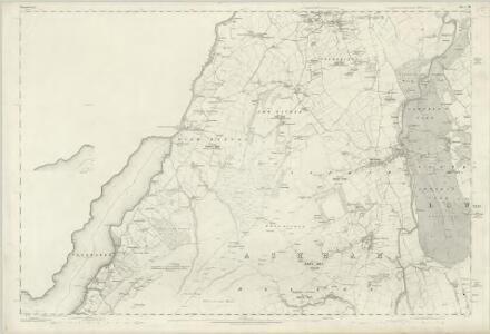Westmorland VII (inset VIIA) - OS Six-Inch Map