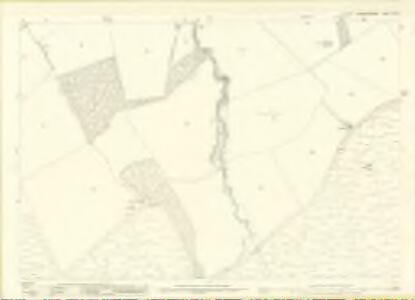 Edinburghshire, Sheet  020.03 - 25 Inch Map