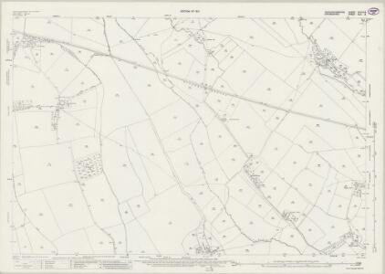 Buckinghamshire XXXVII.5 (includes: Bledlow cum Saunderton; Chinnor; Longwick cum Ilmer; Towersey) - 25 Inch Map