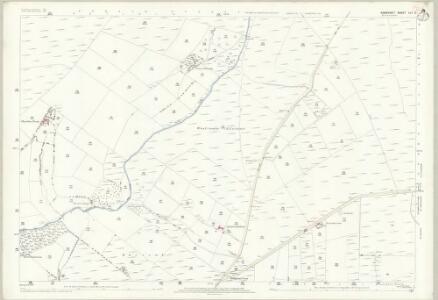 Somerset LVI.2 (includes: Exmoor; Withypool) - 25 Inch Map