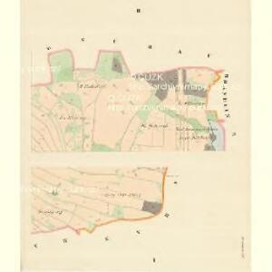 Hermantsch (Hermancz) - m0693-1-001 - Kaiserpflichtexemplar der Landkarten des stabilen Katasters