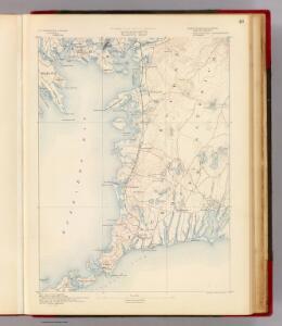 46. Falmouth sheet.