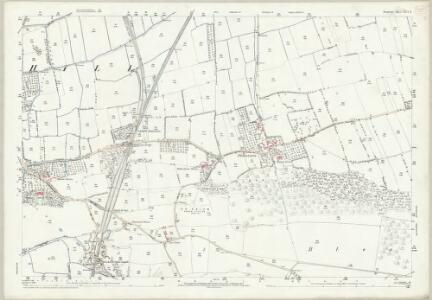 Somerset XVI.8 (includes: Bleadon; Hutton; Weston Super Mare) - 25 Inch Map