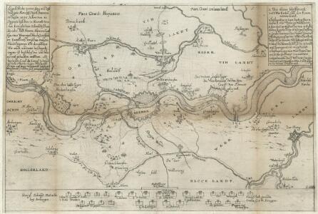 Eigendliche anweisung wie deß heiligen Reichss Statt Bremen in diesen 1666 Jahre von 30 Augusti biß den 15 Novemb.