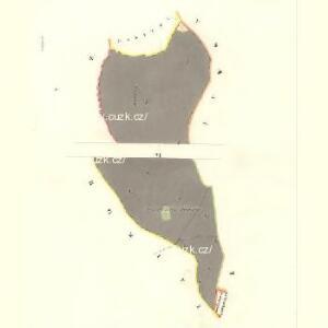 Podolly - m2334-1-005 - Kaiserpflichtexemplar der Landkarten des stabilen Katasters