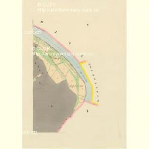 Littoradlitz - c4173-1-004 - Kaiserpflichtexemplar der Landkarten des stabilen Katasters